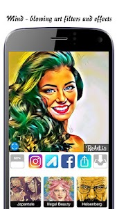 ReArt - Art Photo Editor screenshot 8
