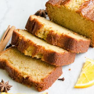 Honey Orange Spiced Cake