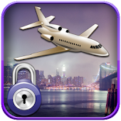 Aeroplane Screen Lock