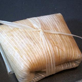 Pamonhas de Norte (Northern Brazil Sweet Tamales)