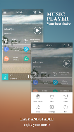 Music Player for Android 2.2.0 screenshot 66805