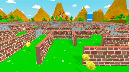 Maze Game 3D - Labyrinth screenshots 1