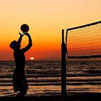 Beach Volley di