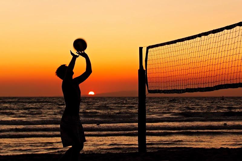 Beach Volley di Patrix