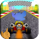 Tom Kart and Jerry Icon