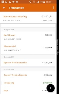LeasePlan Bank Sparen- screenshot thumbnail