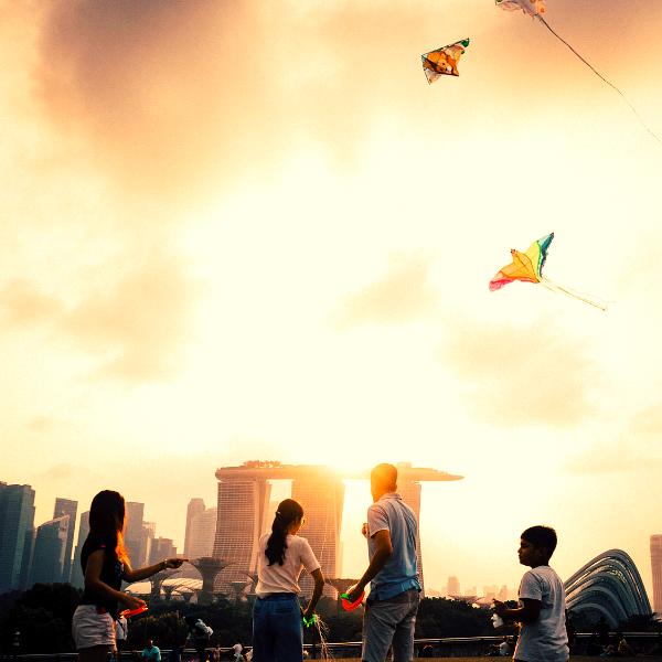 Summer Activities for kids, Kites.
