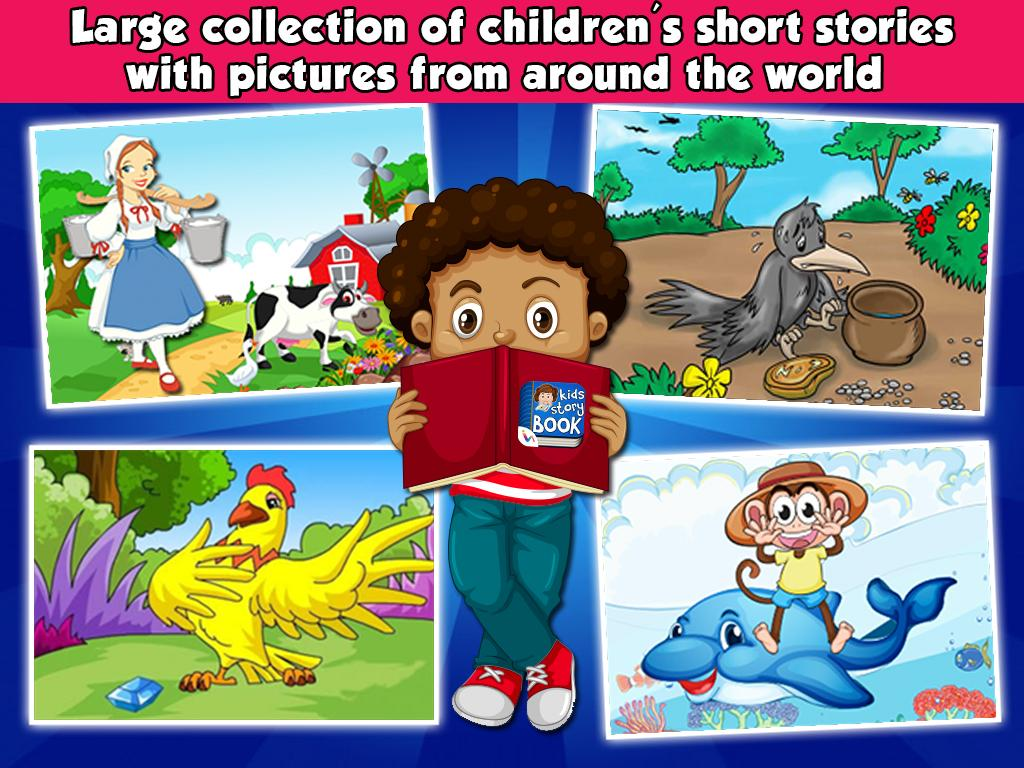 Picture Story Book For Kids- screenshot