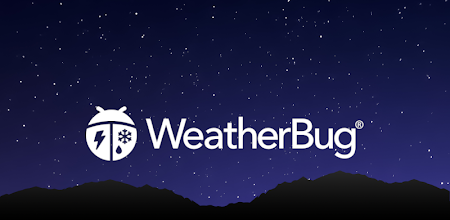 Weather by WeatherBug: Real Time Forecast & Alerts APK poster