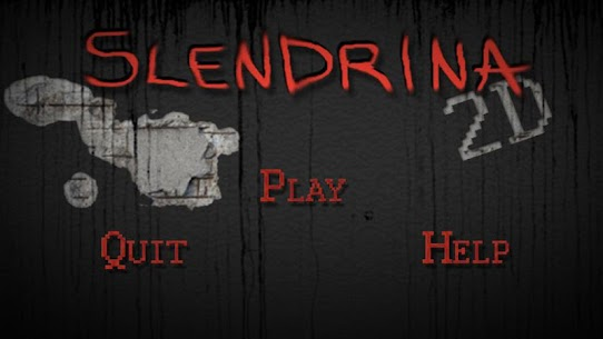 Slendrina 2D App Download For Android and iPhone 1