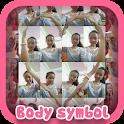 Body Symbol Camera icon