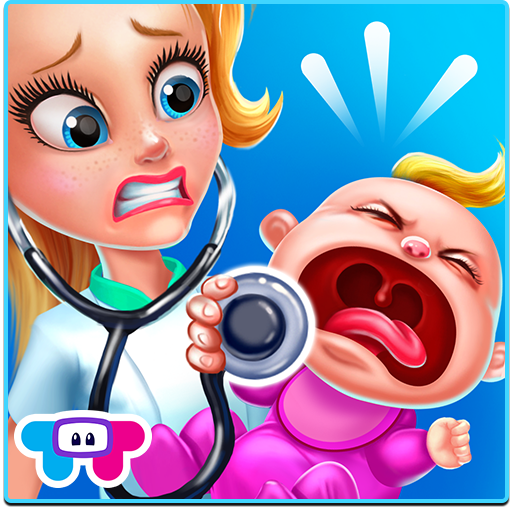 Crazy Nursery - Baby Care 角色扮演 App LOGO-硬是要APP
