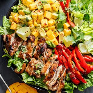 Cilantro Lime Chicken Mango Salsa Recipes