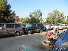 Photo: (Year 3) Day 32 - The Awful Campsite in San Diego - Opposite our Pitch