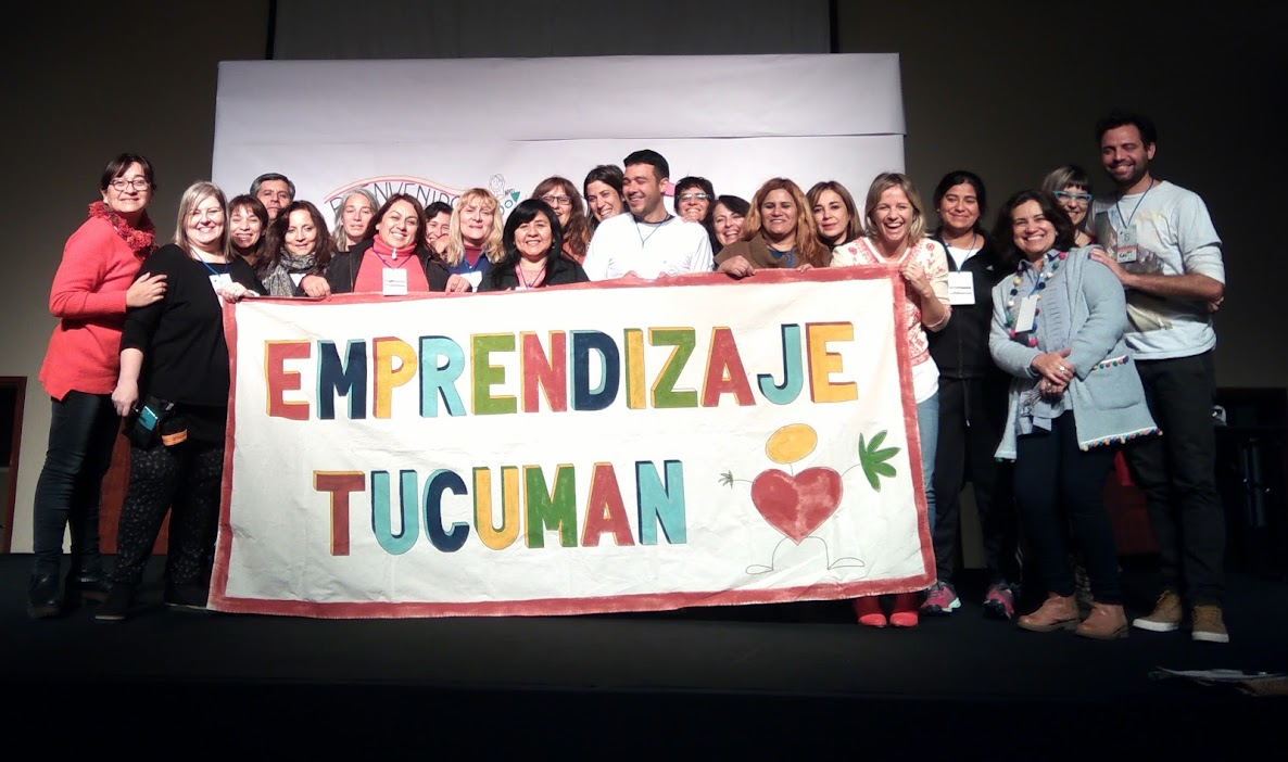 experiencia aprendizaje argentina tejeredes