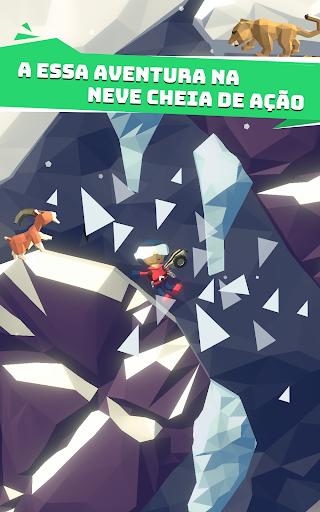 Hang Line: Mountain Climber screenshot 8