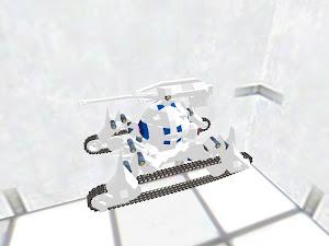陸戦型ボール  改造版