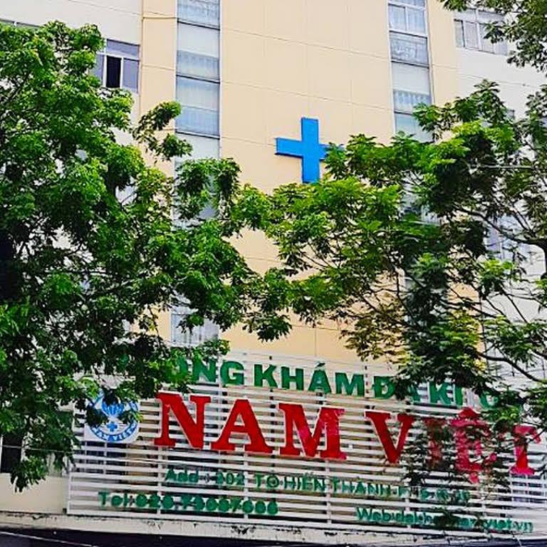 Phòng Khám Đa Khoa Nam Việt - Bệnh Viện