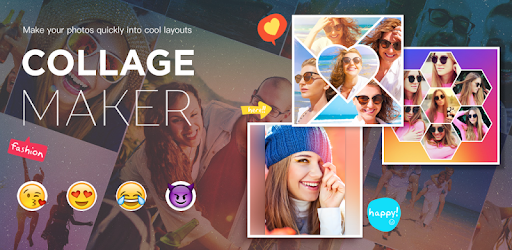 Pic Collage Maker & Photo Editor Free - My Collage for PC