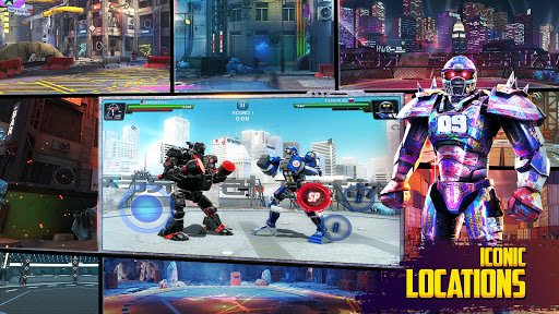 World Robot Boxing 2  screenshots 3