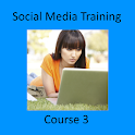 Social Media Course 3 icon