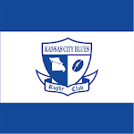 Kansas City Blues Rugby Club Icon