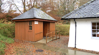 Photo: Accessible toilet facilities