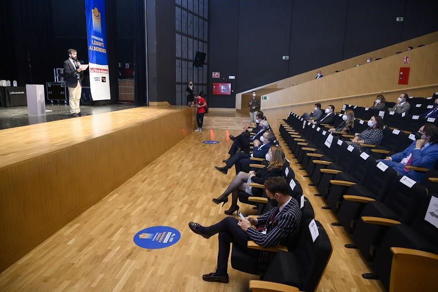 La gala se ha celebrado en el Auditorio Ciudad de Vera.