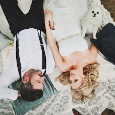Wedding photographer Alena Sinenko (Ariena). Photo of 25.09.2014