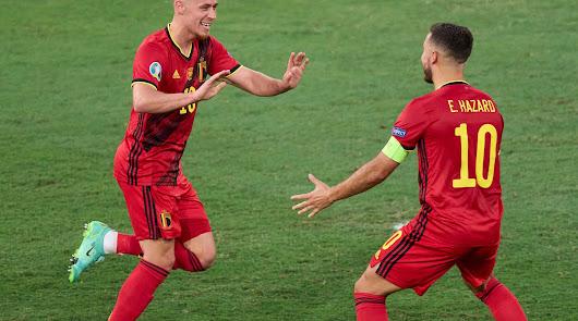 La Bélgica de los Hazard apea a los vigentes campeones