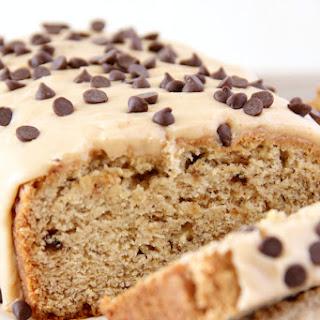 Chocolate Chip Peanut Butter Banana Bread.