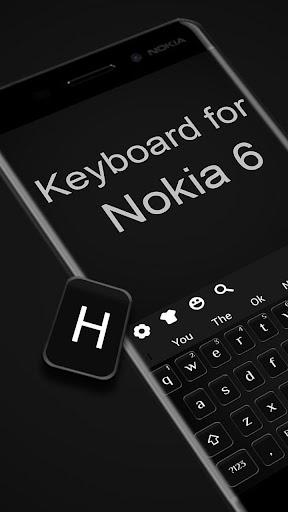Keyboard  for  Nokia  6 10001005 screenshots 1