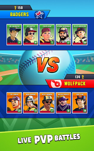 Super Hit Baseball 0.3.1 screenshots 2