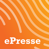 The ePresse kiosk Icon