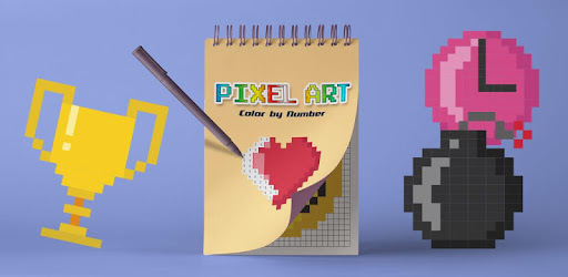 Descargar Pixel Art Libro De Colorear Color Por Número Para