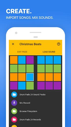 Drum Pads 24 - Music Maker Screenshot
