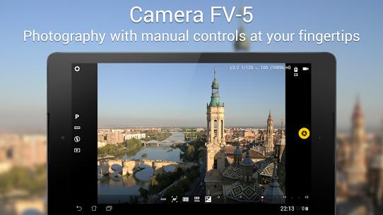 Camera FV 9