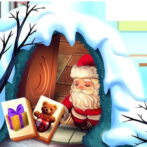 Christmas Mahjong Solitaire: Holiday Fun (game)