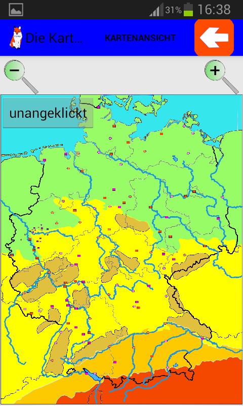 Deutschland Karte Flusse Und Gebirge.Deutschlandkarte Gebirge Und Flusse My Blog