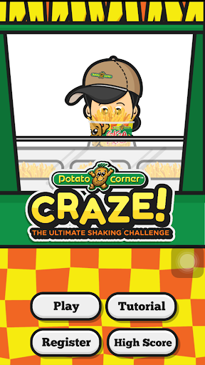 Potato Corner Craze  captures d'u00e9cran 1