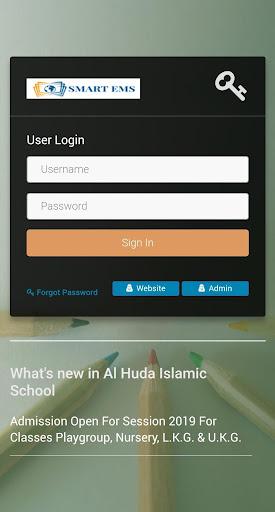 AL Huda Islamic School App Report on Mobile Action - App