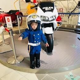 ポリスミュージアム(警察博物館)