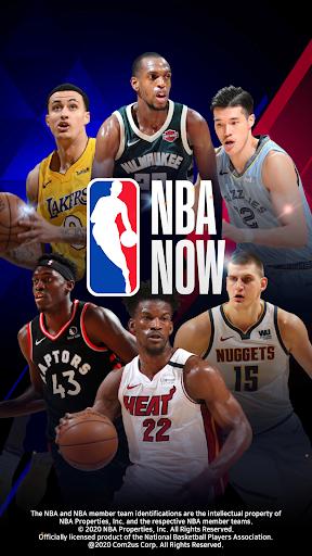 Code Triche NBA NOW, jeu mobile de basket apk mod screenshots 1