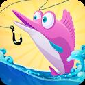 Fishing Fantasy - Catch Big Fish, Win Reward icon