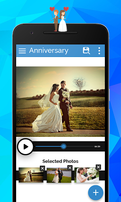 Anniversary Video Movie Maker - screenshot
