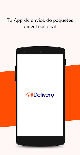 Screenshot for GoDelivery Clientes in United States Play Store