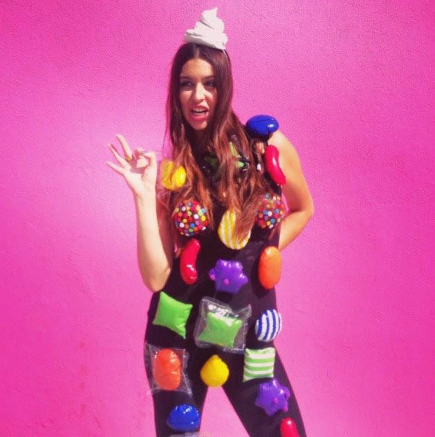 candy crush saga cosplay