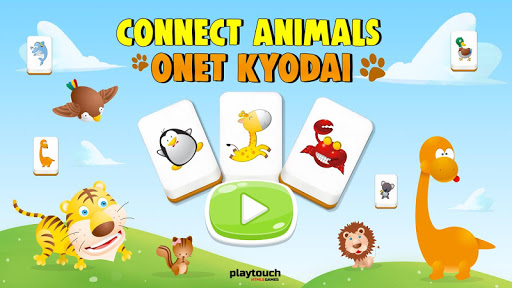 Connect Animals : Onet Kyodai (puzzle tiles game) 3 screenshots 5
