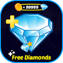 Guide and Free Diamond For Free icon