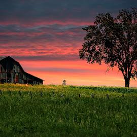 by Karen McKenzie McAdoo - Landscapes Sunsets & Sunrises (  )